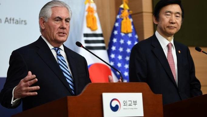 Mỹ, Triều Tiên, Hàn Quốc, bán đảo Triều Tiên, xung đột quân sự