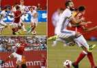 Tứ kết Champions League: Real chiến Bayern, Barca đụng Juve