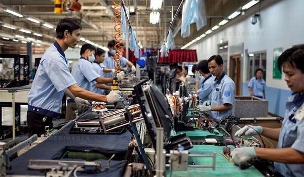 Công nghiệp Việt Nam, công nghiệp 4.0, hậu công nghiệp hoá, năng suất công nghiệp Việt Nam, Việt Nam