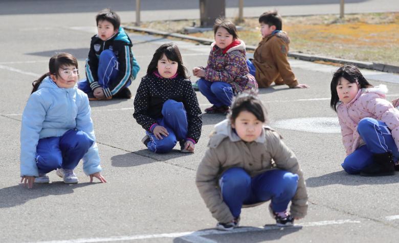 Nhật Bản, diễn tập, diễn tập sơ tán, đe dọa tên lửa