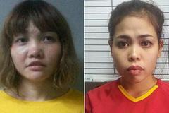 Hai nữ nghi phạm có thể đã tập tấn công Kim Chol ở Campuchia