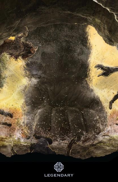 Truyện tranh 'Kong' chuẩn bị ra mắt độc giả