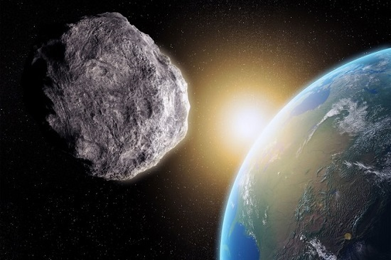 tiểu hành tinh, Trái Đất, NASA,