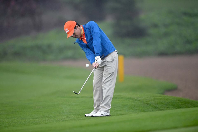 ca sĩ Yến Trang, Golf