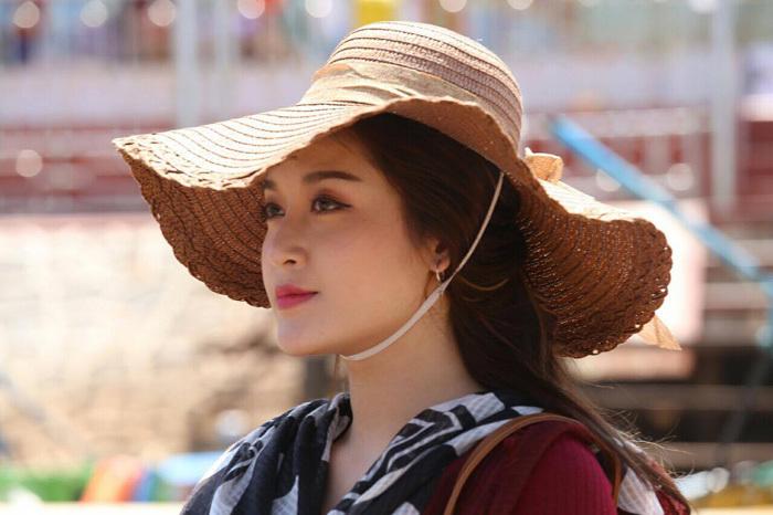 Á hậu Huyền My, người đẹp, Hoa hậu, chân dài