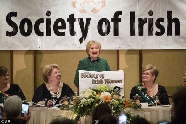 Hillary Clinton, cựu Ngoại trưởng Mỹ, bầu cử tổng thống, khu rừng