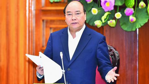 Thủ tướng Nguyễn Xuân Phúc, cát tặc, Chủ tịch Bắc Ninh bị đe dọa