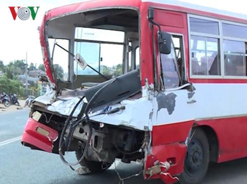 tai nạn giao thông, nữ sinh, xe khách chở học sinh, tử vong