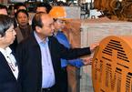 Thủ tướng tham quan công nghệ sản xuất điện rác đầu tiên của VN