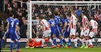 Video bàn thắng Stoke 1-2 Chelsea