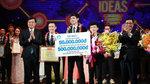 Smart Water giành giải nhất cuộc thi Start-up Student Ideas
