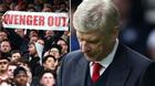 Thua sấp mặt, Wenger cố giữ ghế, CĐV đòi đuổi ngay