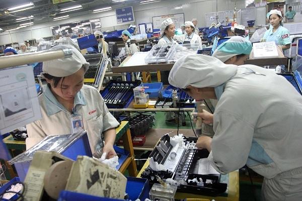 năng suất lao động, Việt Nam, người Việt, việc làm, thua Lào, người lao động