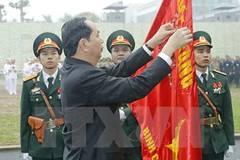 Chủ tịch nước trao huân chương Quân công cho Binh chủng Đặc công