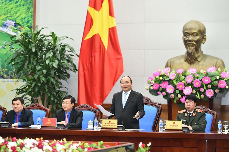 Thủ tướng, Thủ tướng Nguyễn Xuân Phúc, Nguyễn Xuân Phúc