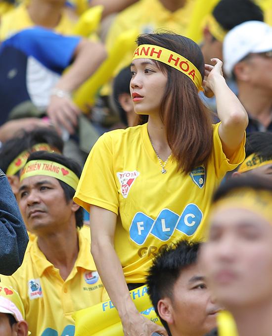 CĐV Thanh Hoá, V-League, Hà Nội FC