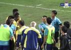 """FLC Thanh Hóa bị từ chối bàn thắng, HLV Petrovic đòi """"xử"""" trọng tài"""