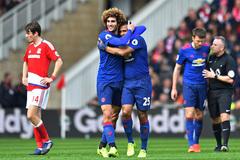 Video bàn thắng Middlesbrough 1-3 MU