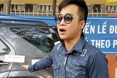 Phó chủ tịch Hải ra lệnh niêm phong xe của Quách Tuấn Du