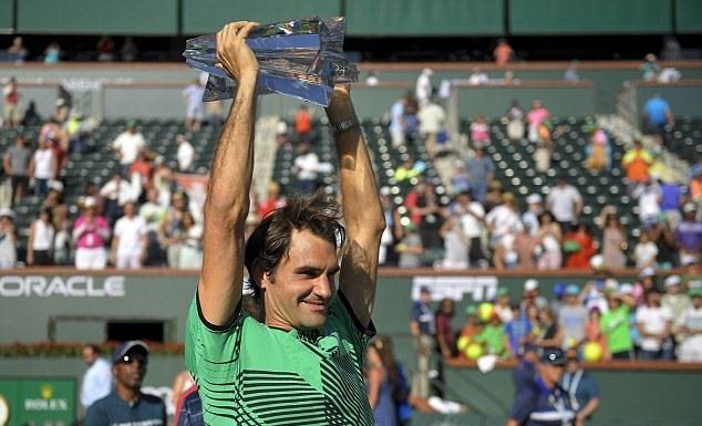 Khuất phục Wawrinka, Federer đăng quang Indian Wells 2017
