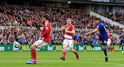 Top 5 bàn thắng đẹp nhất vòng 29 Premier League
