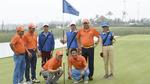 Hat-trick hole-in-one ở giải golf 2 triệu USD