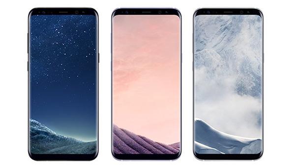 Galaxy S8 và S8 Plus lộ thêm ảnh 3 màu và giá bán