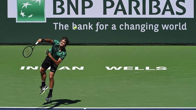 Federer, Roger Federer, Indian Wells 2017, kết quả Indian Wells, Federer vs Wawrinka, Federer vs Indian Wells 2017
