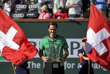 Roger Federer: Mùa xuân bất tận của thiên tài