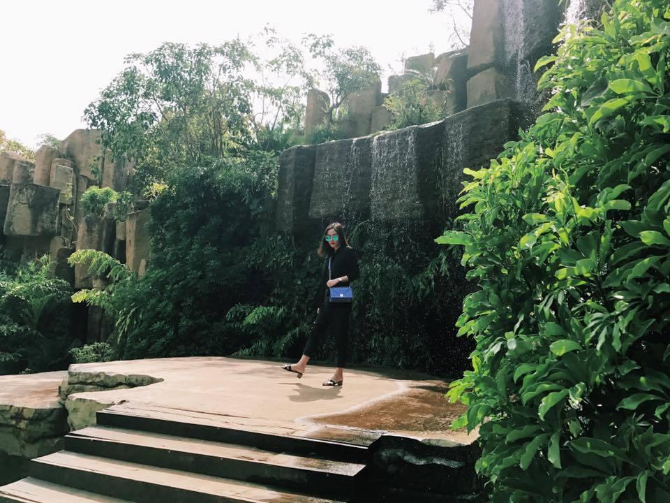 HH Thu Thảo, du lịch, Vân Hugo, Quảng Bình