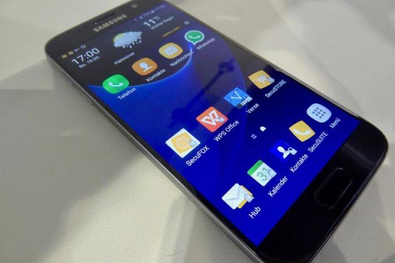 Blackberry, Samsung, smartphone Samsung, Galaxy S7, Galaxy S8