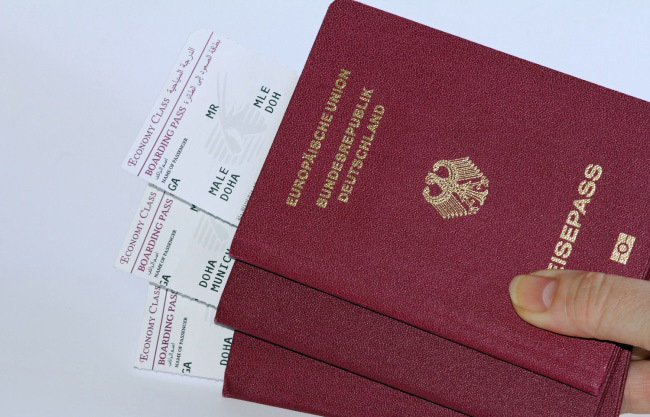 hộ chiếu, màu sắc, ý nghĩa, biểu tượng