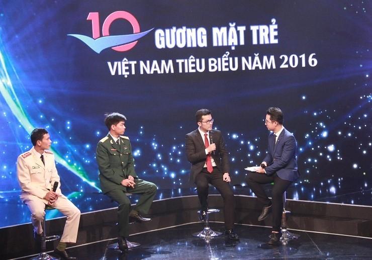 10 gương mặt trẻ Việt Nam tiêu biểu, gương mặt trẻ tiêu biểu, gương mặt trẻ việt nam