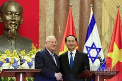 Israel hỗ trợ Việt Nam xử lý đất nhiễm chất độc da cam
