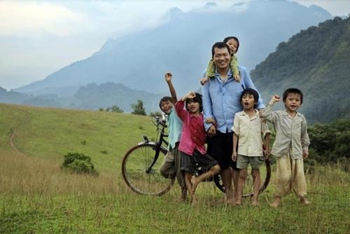 Cha cõng con, đạo diễn Lương Đình Dũng, phim Việt, NSUT Trần Hạnh