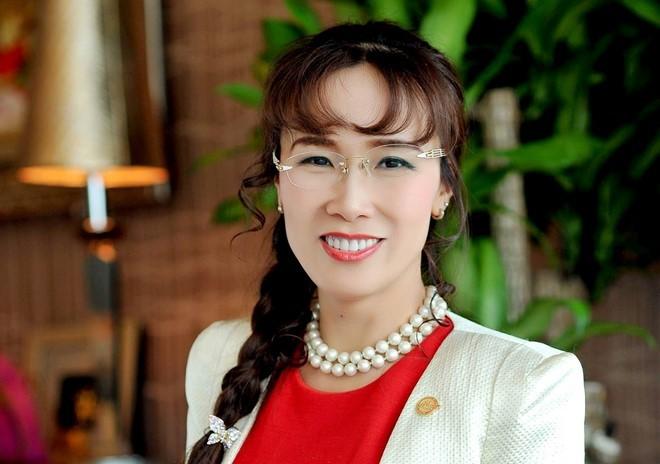 Tỷ phú USD, Phạm Nhật Vượng, Nguyễn Thị Phương Thảo, Trịnh Văn Quyết, Forbes