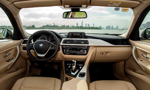 3 Series- mẫu xe thành công nhất của BMW