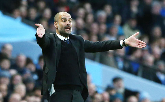 Pep Guardiola, Man City, Liverpool, Premier League