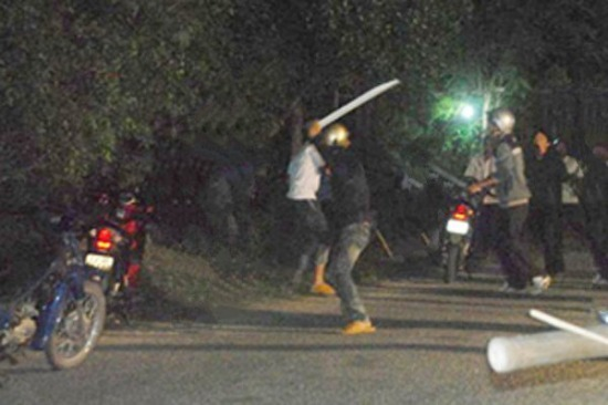 Hỗn chiến 2 nhóm thanh niên, 2 người chết tại chỗ