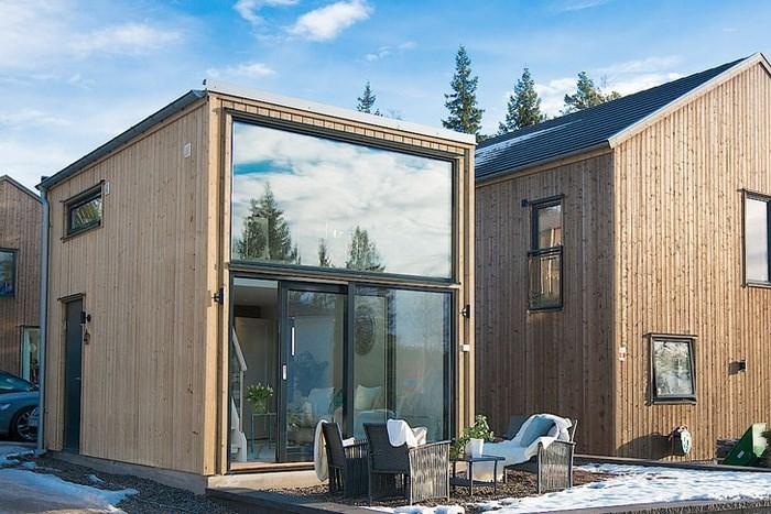 nhà cấp 4, xây nhà, thiết kế nhà nhỏ