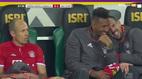 Robben nổi đóa khi thay ra, bị đồng đội cười chê