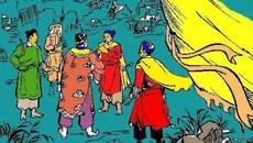 Ai từng chúc thọ vua bằng cách đá cầu?