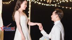 Màn cầu hôn hài hước của MC Thành Trung và hotgirl 9x