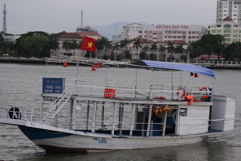 Đà Nẵng, chìm tàu sông Hàn, tàu Thảo Vân 2, xét xử
