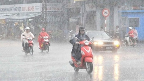 Dự báo thời tiết 21/3: Khắp miền Bắc mưa rào, đề phòng mưa đá