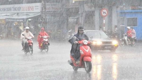 Dự báo thời tiết, bản tin thời tiết, tin thời tiết, thời tiết Hà Nội, mưa đá
