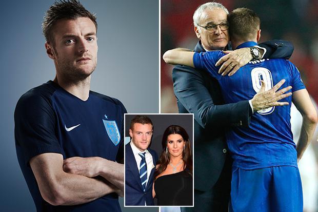Vardy, Leicester, Ranieri, Premier League