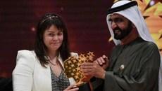 """Dạy làm người tử tế, cô giáo đoạt giải """"Nobel giáo dục"""""""