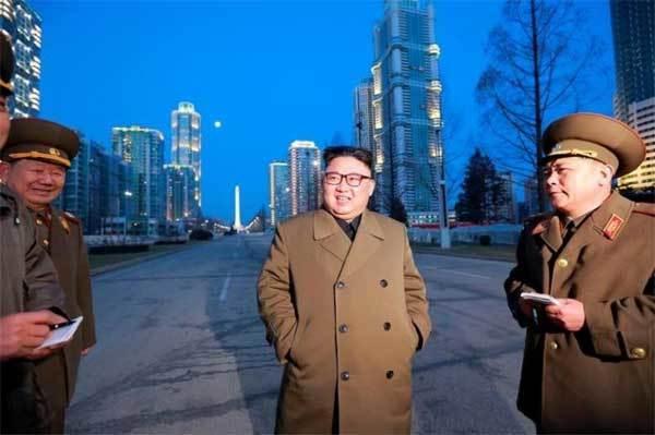 Triều Tiên, thử tên lửa, thử động cơ, động cơ tên lửa, tên lửa Triều Tiên, ICBM