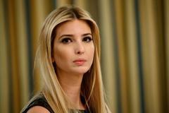Con gái ông Trump có chỗ ở Nhà Trắng
